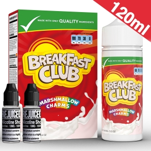 120ml Marshmallow Charms - Breakfast Club Shortfill
