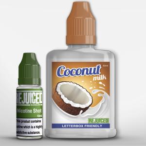 Coconut Milk - Shortfill