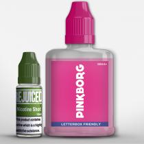 Pinkborg - 50ml Shortfill