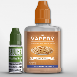 Apple Pie - 50ml Shortfill - The Vapery