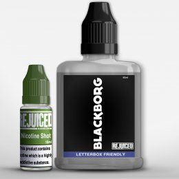 Blackborg - 50ml Shortfill