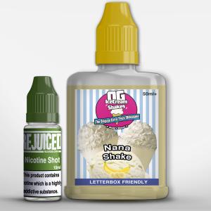 Nana Shake - OG Ice Cream Shake Shortfill