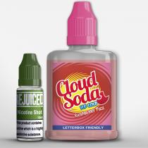 Raspberry Fizz - CloudSoda Shortfill