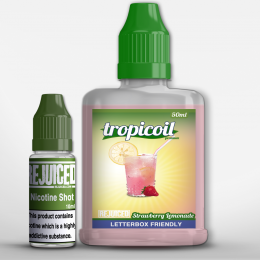 Strawberry Lemonade - 50ml Shortfill - Tropicoil