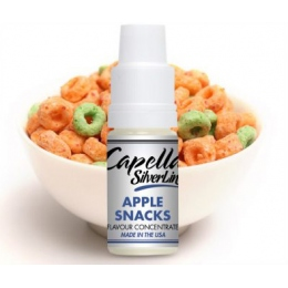 Apple Snacks Capella Silverline Flavour Concentrate