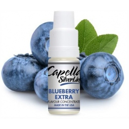 Blueberry Extra Capella Silverline Flavour Concentrate