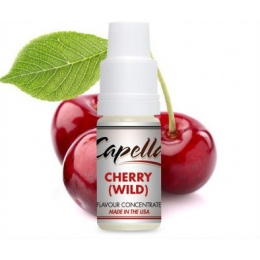 Cherry (Wild) Capella Flavour Concentrate