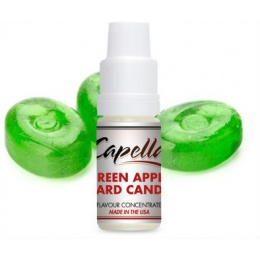 Green Apple Hard Candy Capella Flavour Concentrate