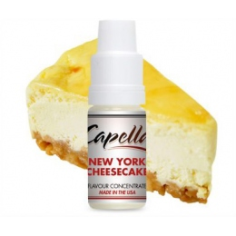New York Cheesecake Capella Flavour Concentrate