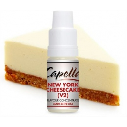 New York Cheesecake (V2) Capella Flavour Concentrate