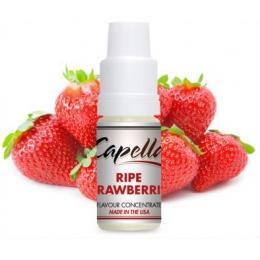 Ripe Strawberries Capella Flavour Concentrate
