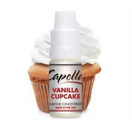 Vanilla Cupcake V1 Capella Flavour Concentrate