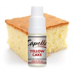 Yellow Cake Capella Flavour Concentrate