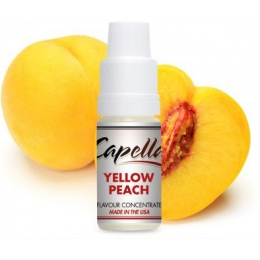 Yellow Peach Capella Flavour Concentrate