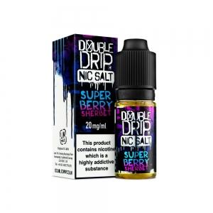 Super Berry Sherbet Nic Salt - Double Drip