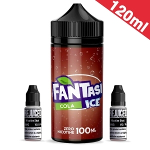 120ml Fantasia Cola  Ice Shortfill
