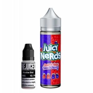 Amped Apple & Blackberry - Juicy Nerds Shortfill
