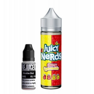 Cherry Lemonade - Juicy Nerds Shortfill