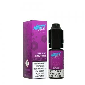 ASAP Grape Nic Salt - Nasty Juice