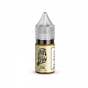 Vanilla Custard Nic Salt - Ohm Brew