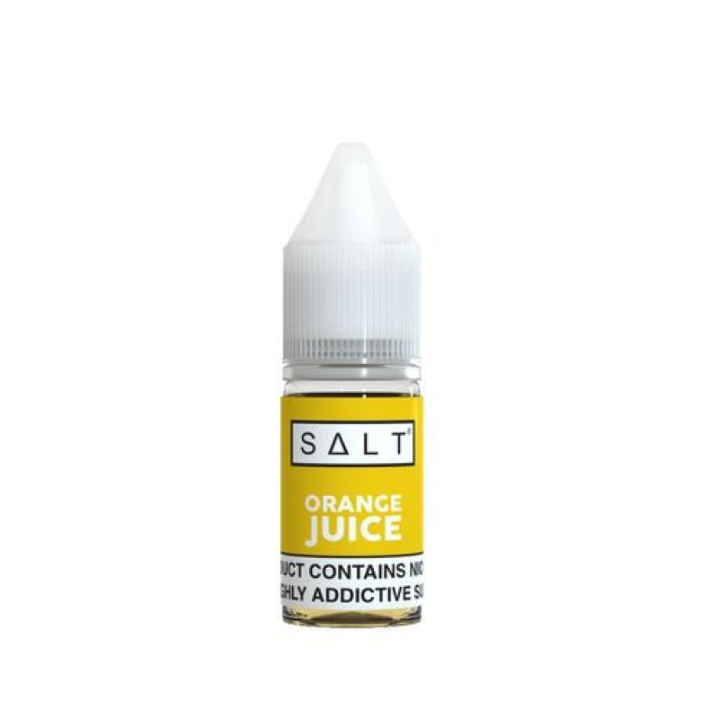 Orange Juice - Nic Salt