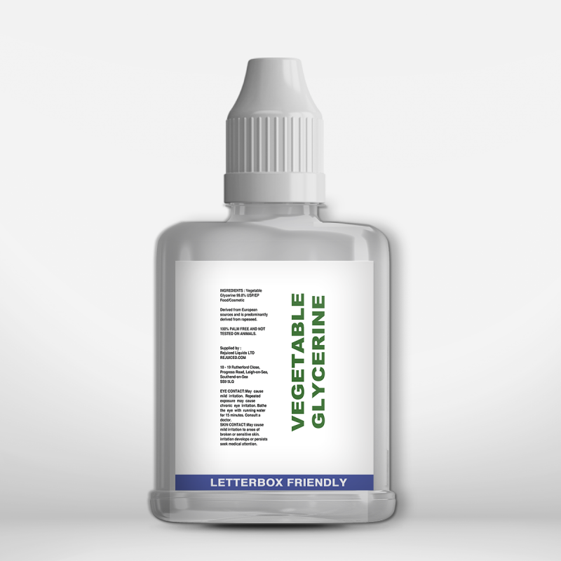 VG - Vegetable Glycerine 60ml