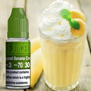 Whipped Banana Cream