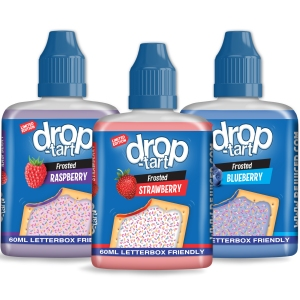 180ml DropTart  Shortfill Sample Pack