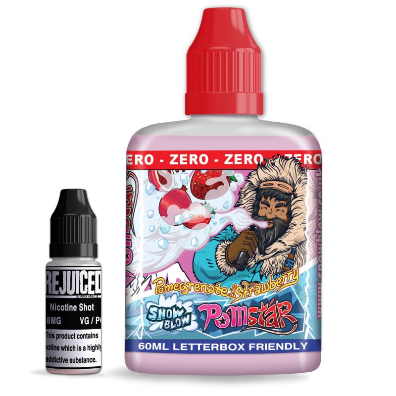 Zero PomStar - SnowBlow Shortfill